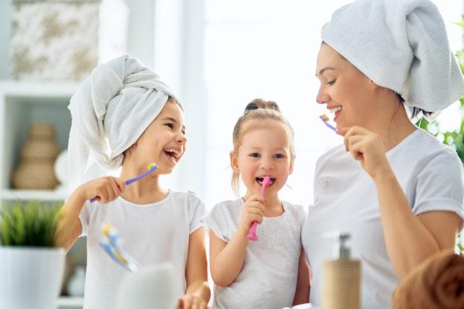 È il momento di dedicare più attenzione alla tua igiene orale… non mancherà sicuramente il tempo!